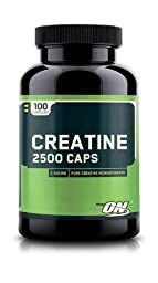 Optimum Nutrition Creatine 2500mg, 100 Capsules