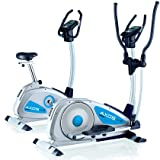 Kettler Viteo P Cross Trainer & Sinto P Exercise Bike Package - 16 Resistance Levels | 20 Stone User Limit | 3 Years Parts & Labour Warranty
