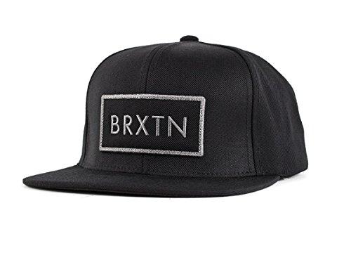 BRIXTON(ブリクストン) RIFT スナップバック (Black / Black)