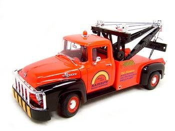 1956 Ford F100 Tow Truck Red 1:18 Diecast Model - Buy 1956 Ford F100 Tow Truck Red 1:18 Diecast Model - Purchase 1956 Ford F100 Tow Truck Red 1:18 Diecast Model (Welly, Toys & Games,Categories,Hobbies,Die-Cast)