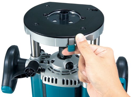Makita Rp1800 3 1 4 Hp Plunge Router Makita Routers