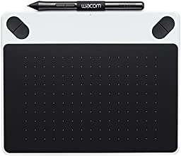 Wacom Intuos Draw White Pen Only Small Tablette Graphique Blanc