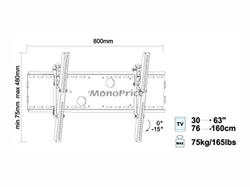 Monoprice 104173 Adjustable