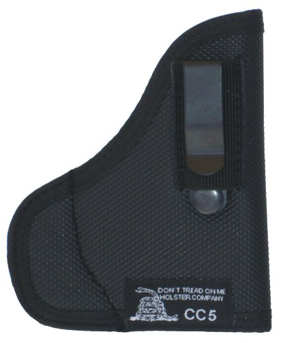 DTOM Combination POCKET IWB Holster for both Ruger LCP and