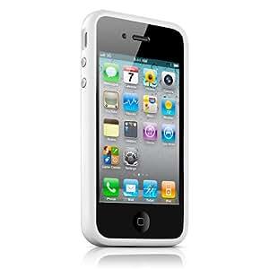 Callmate Bumper Case for iPhone 4 (White)