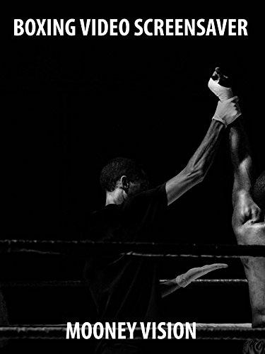 Boxing Video Screensaver
