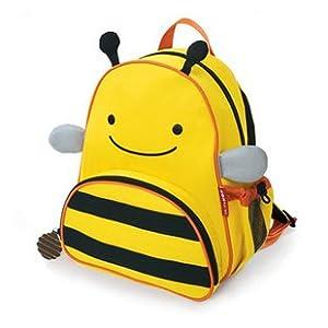 Mochila de animales del zoo para niño - varios diseños - Bee marca Baby en BebeHogar.com