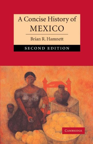 A Concise History of Mexico (Cambridge Concise Histories)