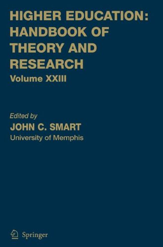 Higher Education: Handbook of Theory and Research (v. 23)