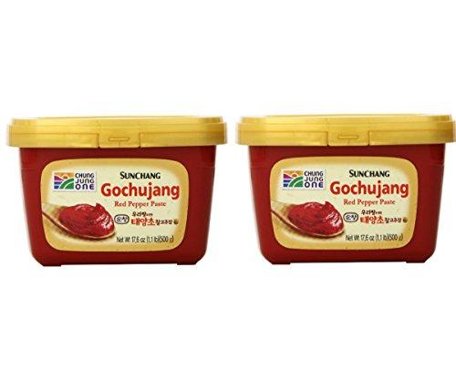 Sunchang Gochujang 500g (2 Pack) (Korean Chili Seasoning compare prices)