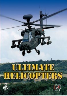 Ultimate Helicopters DVD - 2 Discs