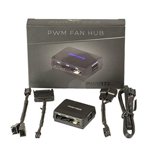 Phanteks Pwm Fan Hub Controller Ph Pwhub 01 Electronics