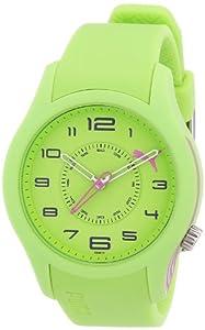 Puma Damen-Armbanduhr Boost Analog Plastik A.PU102352010