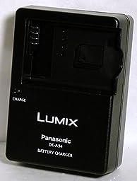 Panasonic DE-A94C Battery Charger for Panasonic DMW-BLD10 BLD10E BLD10PP Battery
