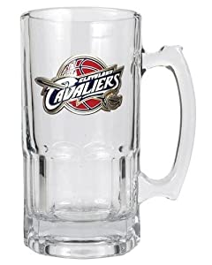 NBA Cleveland Cavaliers 1 Liter Macho Mug - Primary Logo by Great American Products