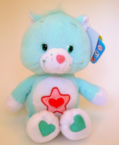 Care Bear Cousins Collectors Edition Series 2 Proud Heart Cat #7 - 1