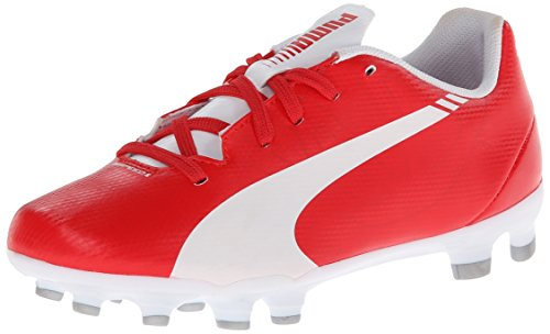 dbb35ae35ba PUMA Evospeed 5.3 Firm Ground JR. Soccer Shoe (Little Kid Big ...