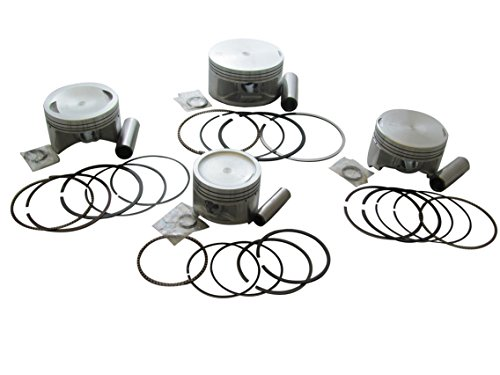 Shindy 04-0A3 Piston and Ring Kit