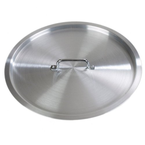 Carlisle 61130C Aluminum Cover for 30 Qt. Brazier Pan