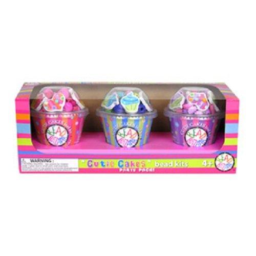 Bead Bazaar Cutie Cakes Party Pack