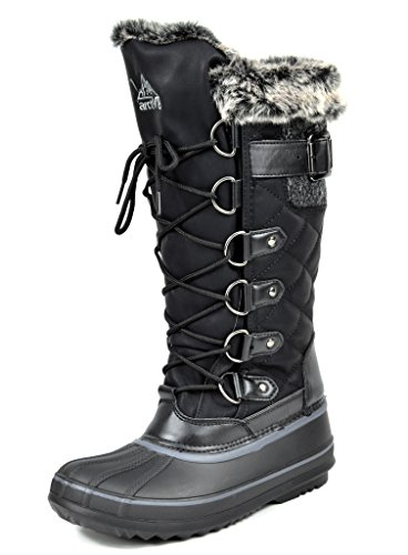 ARCTIV8 AVALANCHE Women&39s Winter Insulated Faux Fur Lining Cozy