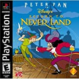 Disney's Peter Pan Return to Neverland