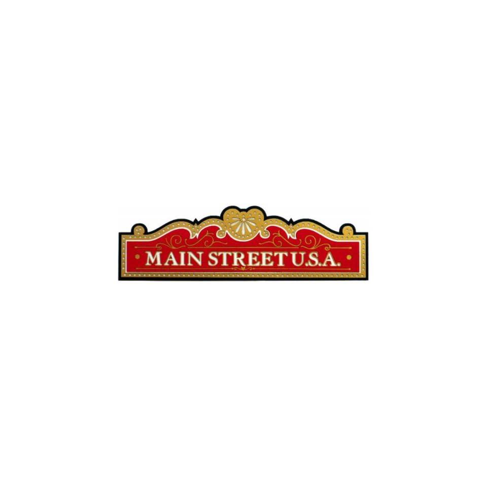 Main Street Title Laser Die Cut Arts, Crafts & Sewing