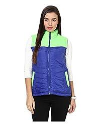 Yepme Women's Multi-Coloured Polyester Jackets - YPMJACKT5069_XL
