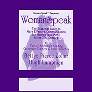 WomanSpeak | [Bettye Pierce Zoller, Hugh Lampman]