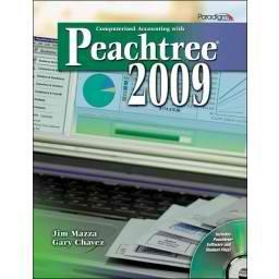 Computerized Acctg W/Peachtree 2009 (W/CD)