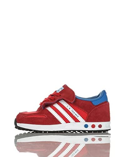adidas Sneaker L.A. Trainer Cf I [Rosso/Bianco]