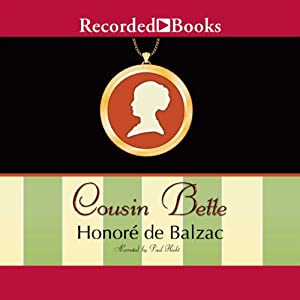 Cousin Bette | [Honore de Balzac, Sylvia Raphael (translator)]