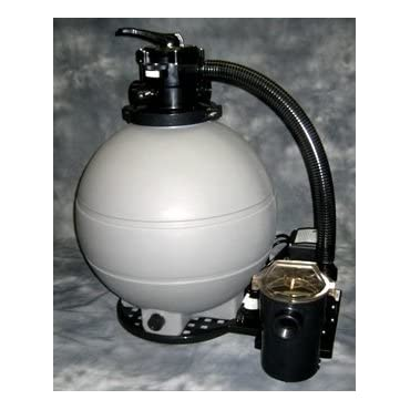 High Performance Sand Filter System For On Sale For