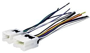 scosche radio wiring harness for 1995 up nissan car stereo connector car electronics