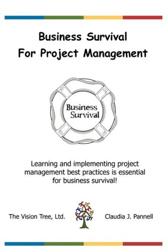 Business Survival for Project Management [Pannell, Claudia J] (Tapa Blanda)