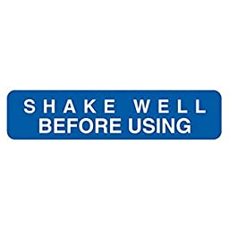 Shake Before Using 1-5/8\