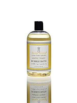 Deep Steep Honey Bubble Bath