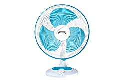 Vguard Finesta 400mm Table Fan (Blue White)