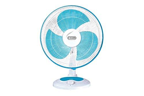 Vguard Finesta 400mm Table Fan (Blue White)