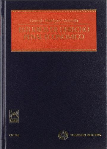 ESTUDIO DERECHO PENAL ECONOMICO