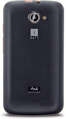 iBall Andi Genius 2 (Black Gold, 512 MB)