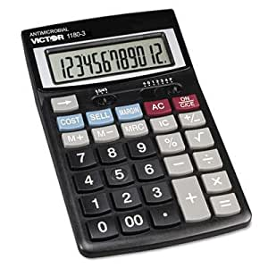 ... Desktop Calculator, 12-Digit LCD: Amazon.co.uk: Kitchen & Home