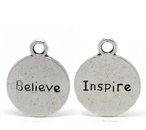 housweety-20pcs-silver-tone-believe-inspire-message-charm-pendants-20x16mm6-8x5-8