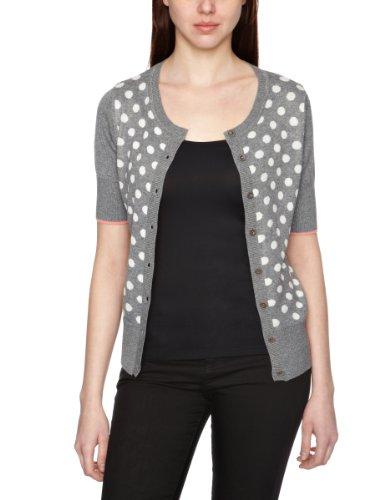 InWear Laconia Women's Cardigan Medium  Grey Mel Medium