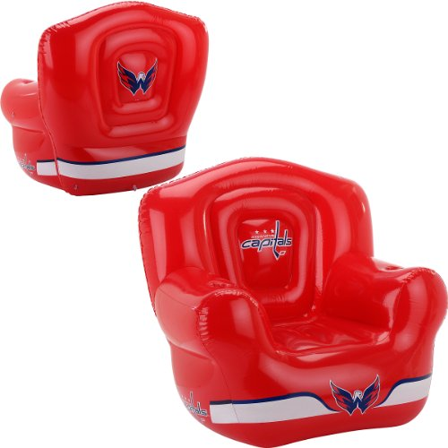 Surprising Folding Chairs Nhl Washington Capitals Inflatable Chair Alphanode Cool Chair Designs And Ideas Alphanodeonline