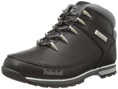 Timberland Euro Sprint C6361R M, chaussures montantes homme, Noir (Black), 40 EU