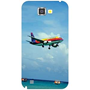Samsung Galaxy Note 2 N7100 Back Cover - Matte Finish Phone Cover