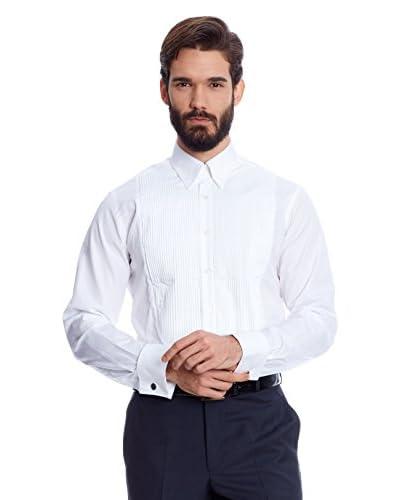 Caramelo Camicia Uomo [Bianco]