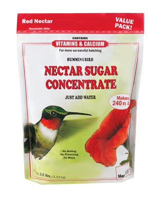 6 Each: Homestead Hummingbird Nectar Powder Sugar Concentrate (4302) Review