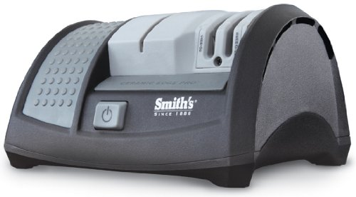 Smith's 50245 Ceramic Edge Pro Electric Knife Sharpener (Kitchen Knife Set By Smiths Edge compare prices)